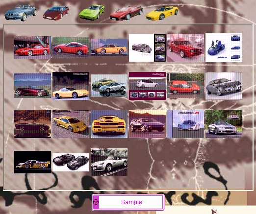 Preview half size for Cars game addon