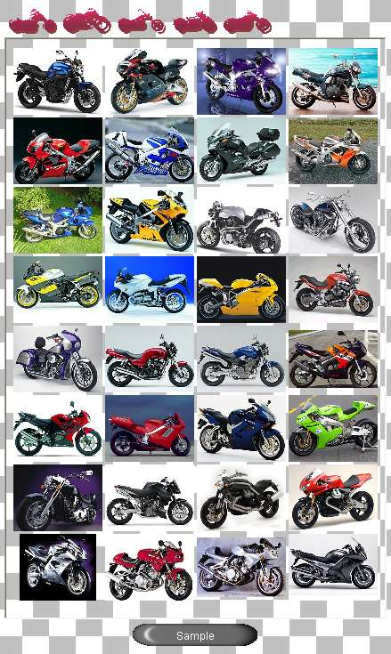 Preview half size for Motos game addon