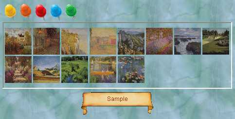 Preview half size for Pictures game addon
