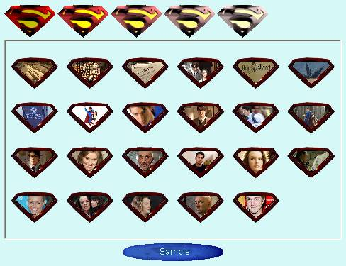 Preview half size for Superman Returns game addon